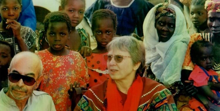 Torild Skard som UNICEFs regionaldirektør for Vest- og Sentral-Afrika