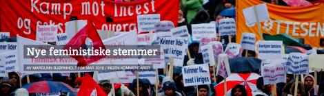 NKF lanserer tidsskriftet Feministen