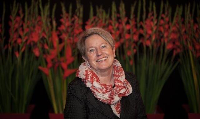 Turid Lilleheie: NKFs 1. nestleder presenterer seg selv
