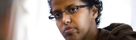 Amal Aden tildelt Gina Krog-prisen